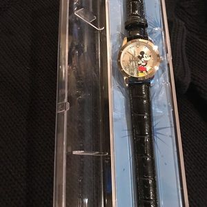 Jewelry - Disney Mickey Mouse Watch in Case